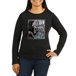 Angry King Neptune Long Sleeve T-Shirt