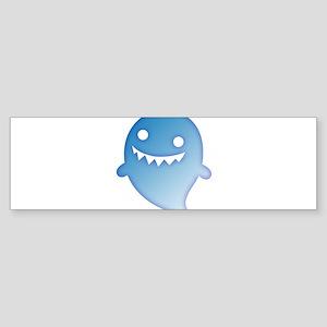 Cute Ghost Bumper Sticker