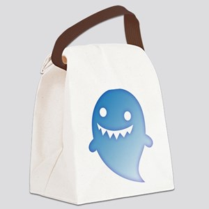 Cute Ghost Canvas Lunch Bag