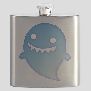 Cute Ghost Flask