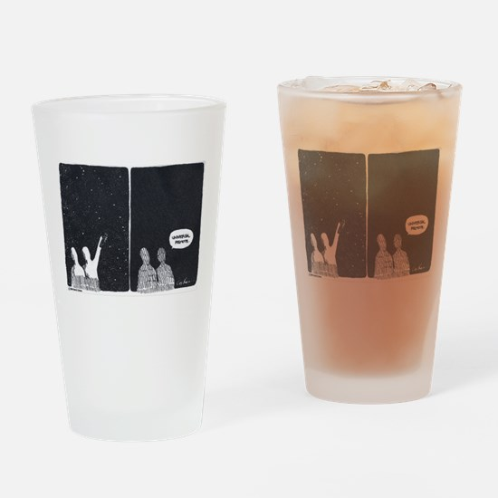 Universal Remote Drinking Glass