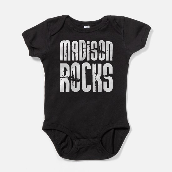 Madison Rocks Baby Bodysuit
