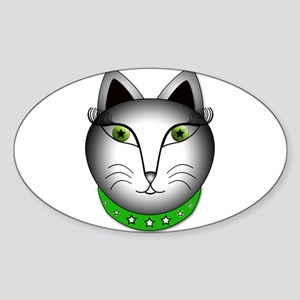 Kitty Katty Sticker