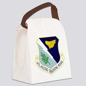 47th FTW Canvas Lunch Bag