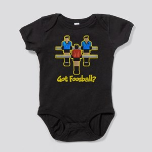 Got Foosball? Baby Bodysuit