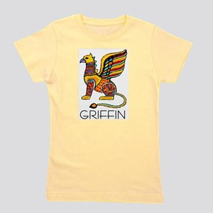 Colorful Griffin Girl's Tee
