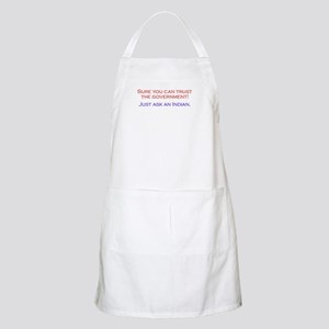 Trust the Government BBQ Apron