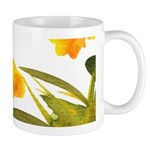Atom Flowers #34 Mug