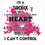Bronx Wrapped Canvas Art