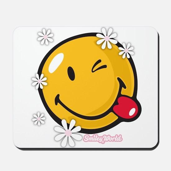 flower me Mousepad