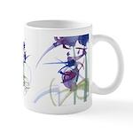 Atom Flowers #39 Mug