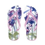 Atom Flowers #39 Flip Flops