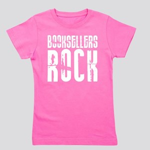 Booksellers Rock Girl's Tee