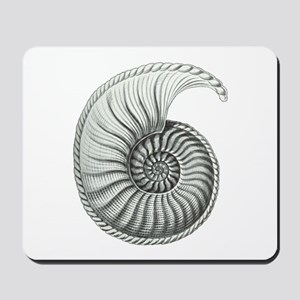 Ammonite Mousepad