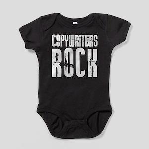 Copywriters Rock Baby Bodysuit