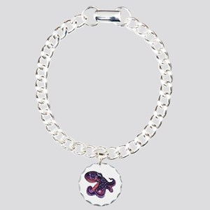 Octopus Charm Bracelet, One Charm