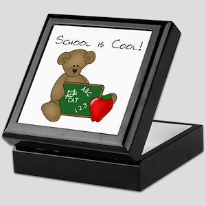 School is Cool Keepsake Box