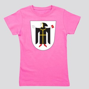 Munich Coat Of Arms Girl's Tee