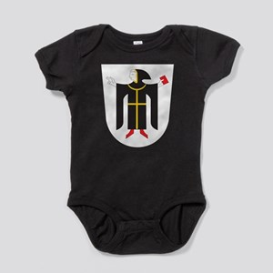 Munich Coat Of Arms Baby Bodysuit