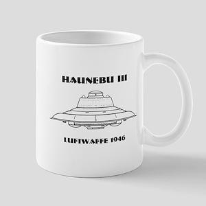 Nazi UFO - Haunebu III Mug