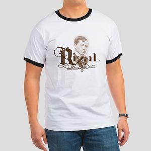 Rizal Ringer T-Shirt
