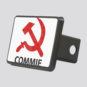 Vintage Commie Rectangular Hitch Cover