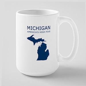 3-MI_high5 copy Mug