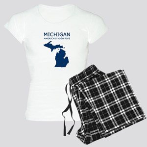 3-MI_high5 copy Pajamas
