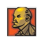 Lenin Square Sticker 3