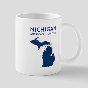 MI_high5 Mug
