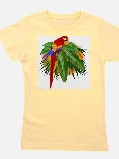 parrot Girl's Tee