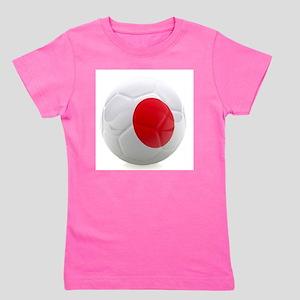 Japan World Cup Ball Girl's Tee