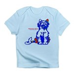 Funny Hello Meoow Infant T-Shirt