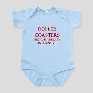 roller coaster Body Suit