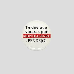 Dije Montealegre Mini Button