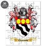 Clemmow Puzzle