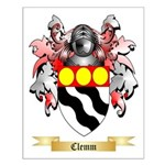 Clemm Small Poster