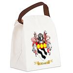 Clemm Canvas Lunch Bag
