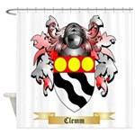 Clemm Shower Curtain