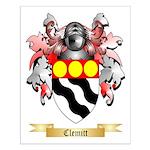 Clemitt Small Poster