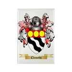 Clemetts Rectangle Magnet (100 pack)