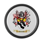 Clemetts Large Wall Clock