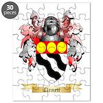 Clemett Puzzle