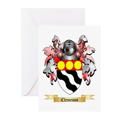 Clemeson Greeting Cards (Pk of 10)