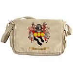Clemeson Messenger Bag