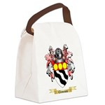 Clemeson Canvas Lunch Bag