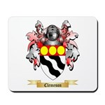 Clemeson Mousepad
