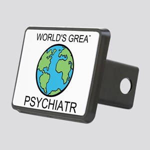 Worlds Greatest Psychiatrist Hitch Cover