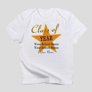 Custom Graduation Infant T-Shirt