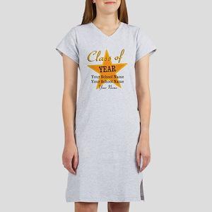 Custom Graduation Women's Nightshirt